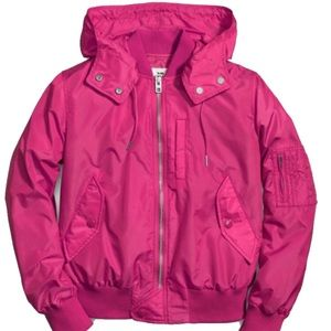 Coach women's MA-1 jacket